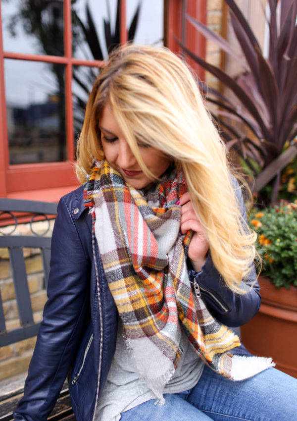 Blanket Scarves – Fall's Most Versatile Statement