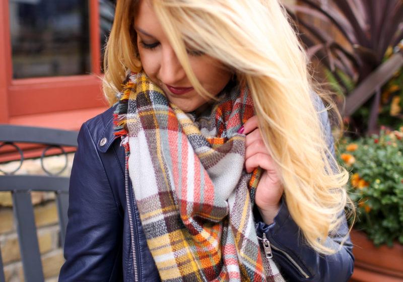 Blanket Scarves – Fall's Most Versatile Statement