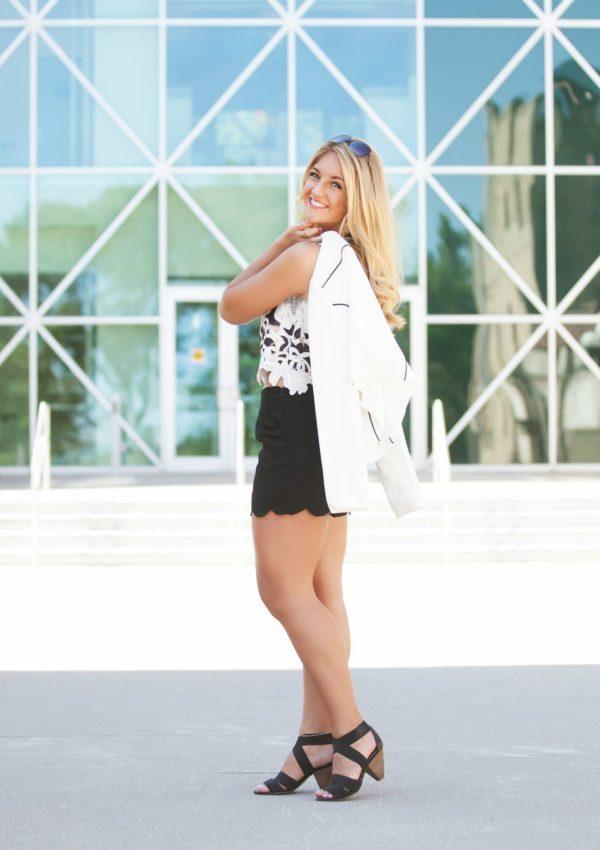 Classy Summer Chic