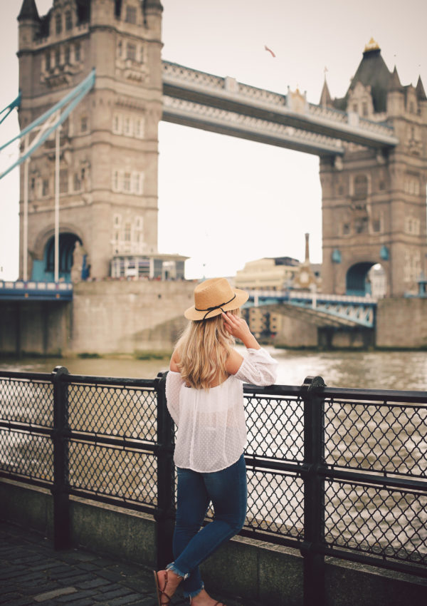 Travel Diary: Lovely London