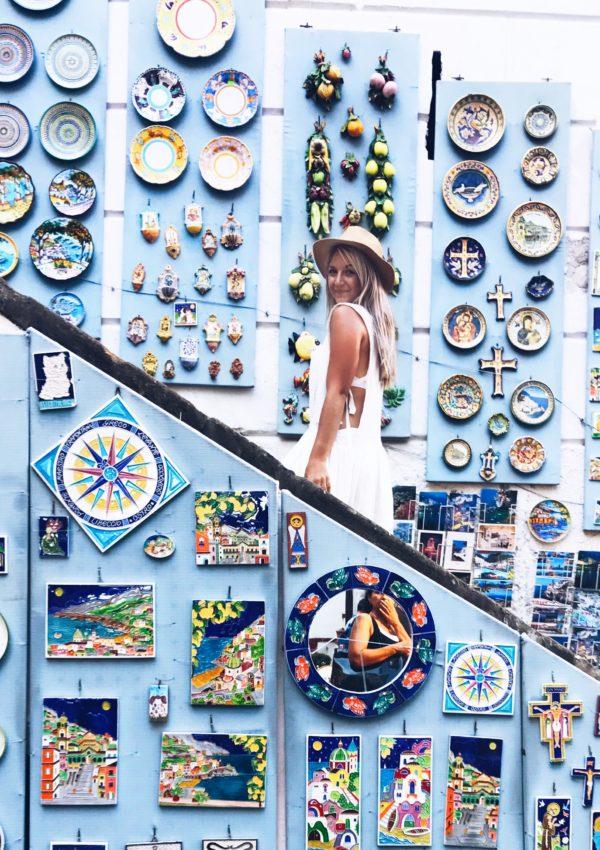 Travel Diary: The Amalfi Coast