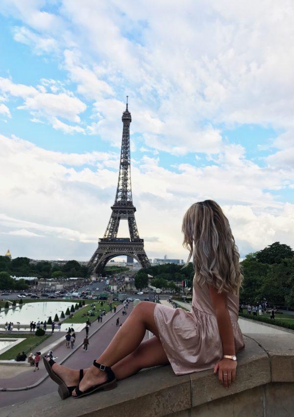 Travel Diary: Pretty Little Paris