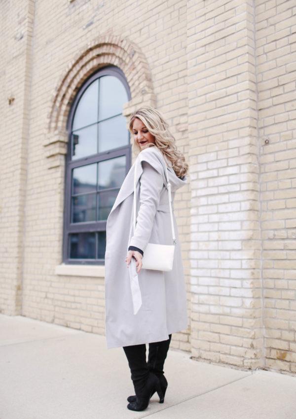Minimalist Winter Style