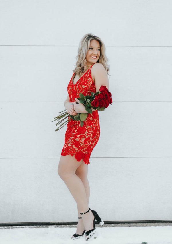 V-Day Dress Guide