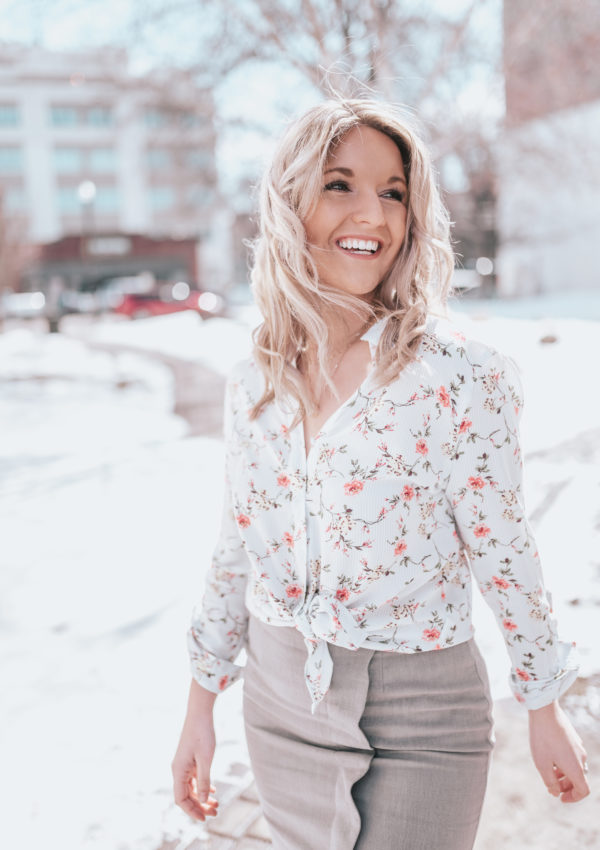 Spring Style with Curious