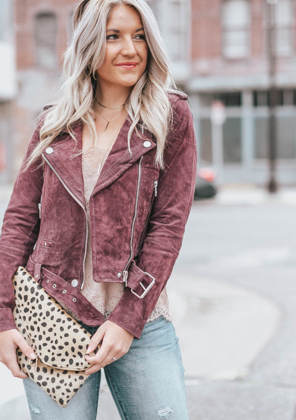Must Have Moto Jackets for Fall