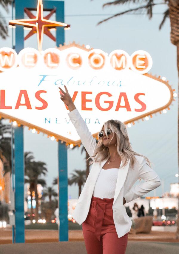 Instagramable Spots in Vegas