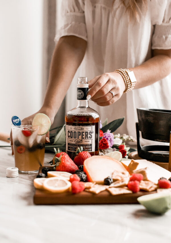 Cocktails & Fondue with Coopers' Craft