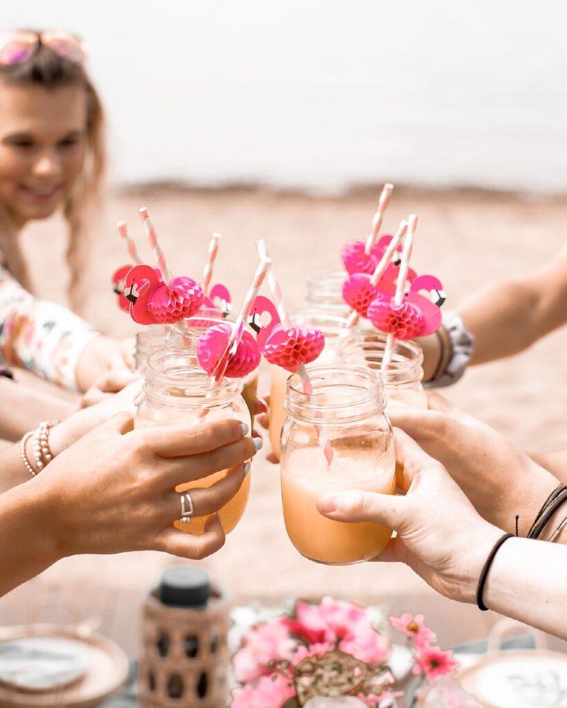Final Flamingle Bachelorette Party